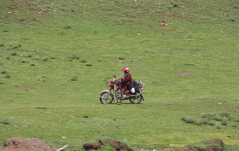 Погребения в Тибет – 18 +!