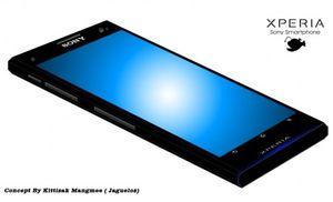 Многостранна концепция за мощен смартфон Sony Xperia Angler