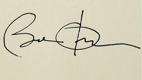 Какво говори почеркът на Барак Обама
