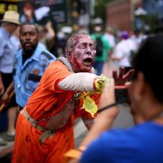 Учен изведе формула за зомби- апокалипсиса