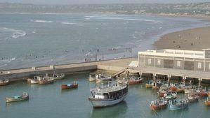 Остров се появи в морето след земетресението в Пакистан