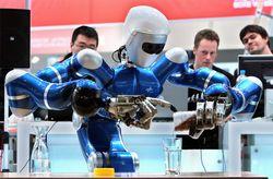 Богаташите и техните роботи са готови за унищожението на половината работни места