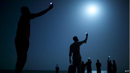 За фотография на годината бе определена снимка на мигранти от Джибути
