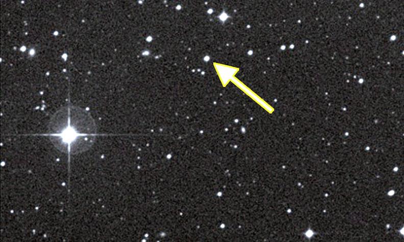 Показаха снимка на най-древната звезда във Вселената