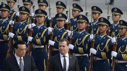Трябва ли Китай да се радва на възхода на Русия?