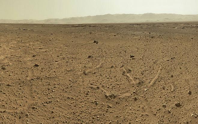 Марс: нова загадка
