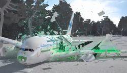 Молдовец измисли как да се спасят пътниците при авиокатастрофа (видео)