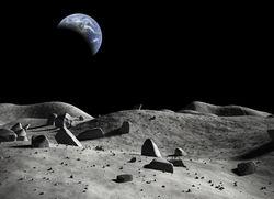 Студенти представиха проект за колонизация на Луната за $ 550 милиарда