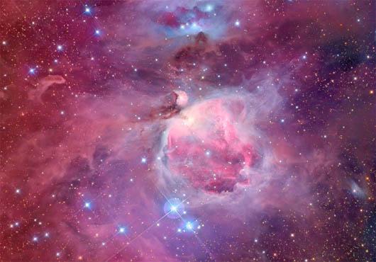 Какво има на края на Вселената