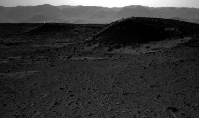 NASA отрича да има марсианци на Марс