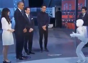 obama - robot