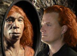 Съвременният човек е 4% неандерталец