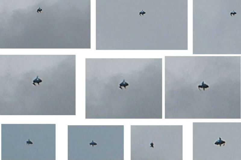Зачестилите появи на НЛО провокираха слухове за извънземно нашествие (видео)