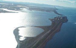 Климатичният апокалипсис започва от остров Кивалина, Аляска