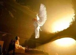 Притча за ангела, който изпълнява желания