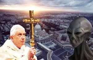 И още за Ватикана и извънземните
