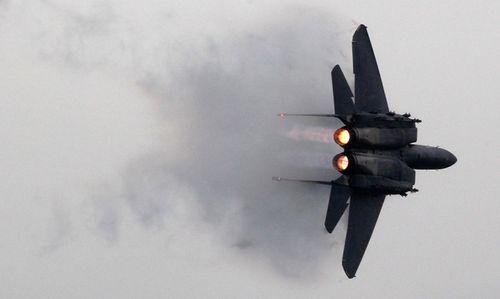 Руски военни самолети са забелязани в  небето над Калифорния