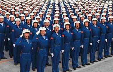 Китайската експанзия и безсилието на Запада