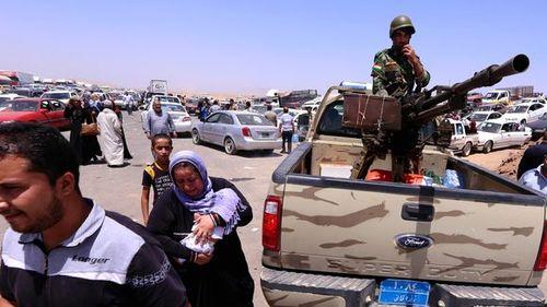 Държавата Ирак изчезва