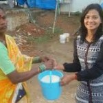 Индия: Подари кофа с ориз, не се заливай с вода