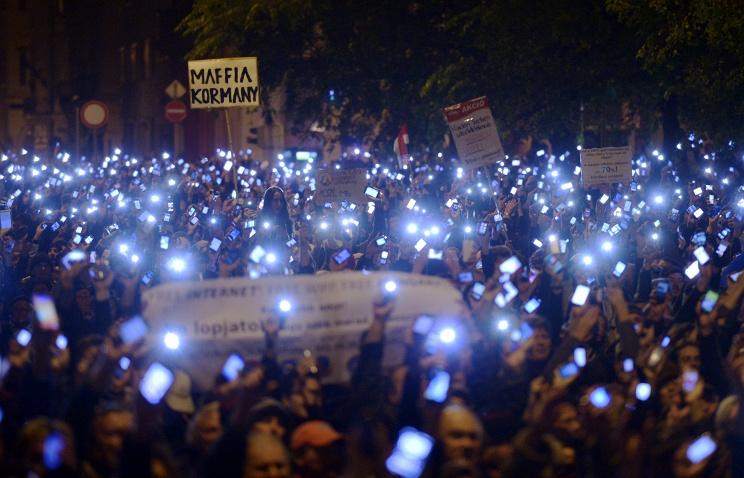 Унгария заплаши ЕС с напускане