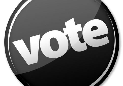 black-vote-button