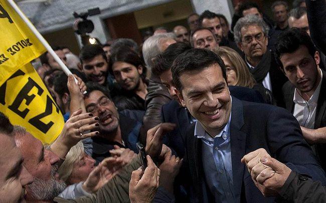 """Кой е Алексис Ципрас: """"Ще приключим с  олигарсите и ще върнем достойнството на народа"""""""