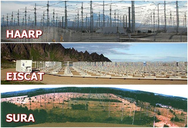 Климатичните оръжия в Европа: HAARP срещу Сура и EISCAT