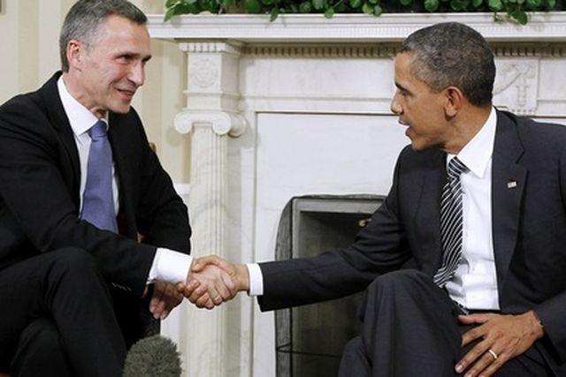 Bloomberg пише  за отказа на Обама да се срещне с генералния секретар на НАТО