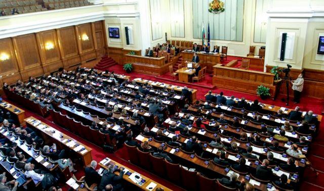"""БГ """"демокрация"""" : Прибраха депутатските телефони в метална каса на комисията за КТБ"""
