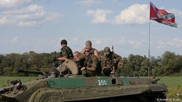 Осем хиляди украински силовици са преминали на страната на руските сепаратисти