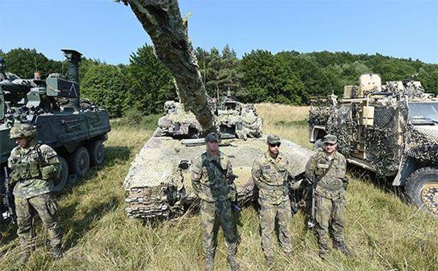 В Европа  започнаха най-мащабните учения на НАТО след края на студената война