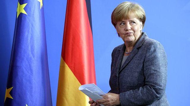 Меркел: Без Русия   конфликтът в Сирия е невъзможно да се реши