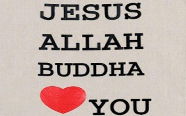 За Буда, Аллах, Исус и … вярата