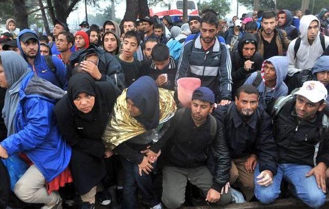 Управляващите: Данните за влизащите у нас бежанци вече са секретни