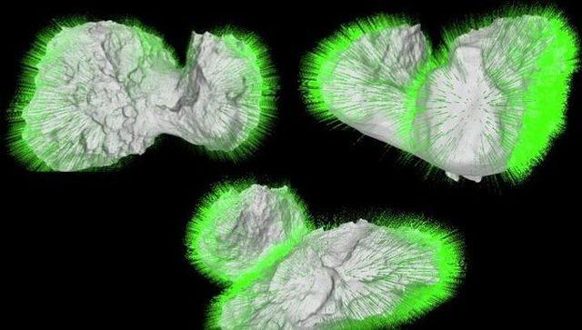Сензация: Кометата Чурюмов – Герасименко е слепена от две части