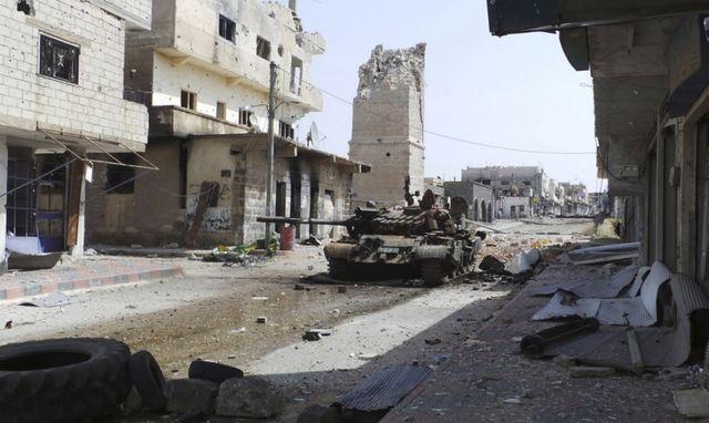 Ислямистите  екзекутираха 56 войници на летище в Сирия