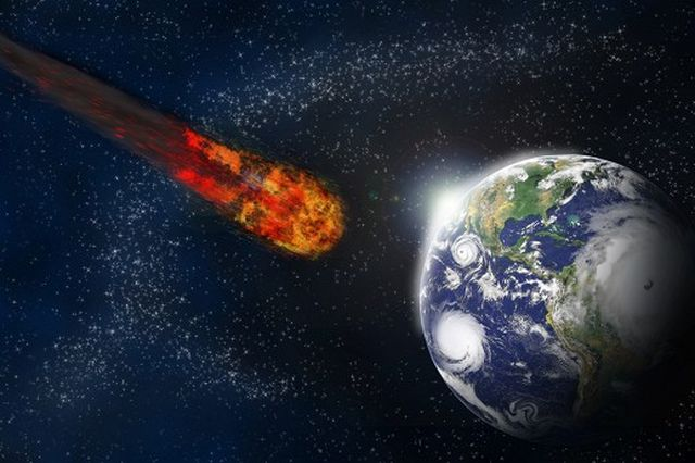 """8 """"тунгуски метеорита"""" с голяма скорост летят към Земята"""