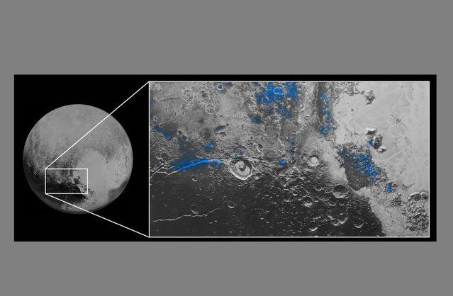 NASA съобщи удивителни неща за Плутон