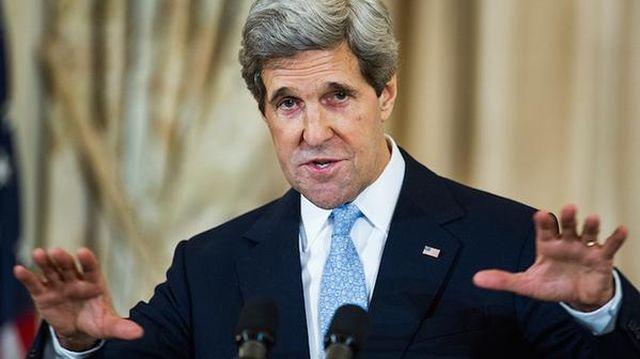 Джон Кери: Вашингтон  има морален интерес да спаси Сирия от пълно унищожение