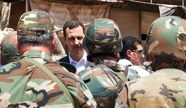 И кубински  войски пристигнаха в Сирия