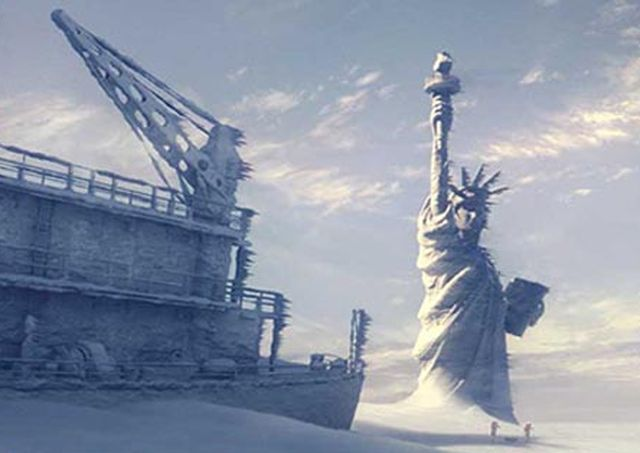 """Сюжетът на филма -катастрофа """"След утрешния ден"""" е възможен и  в реалния живот?"""