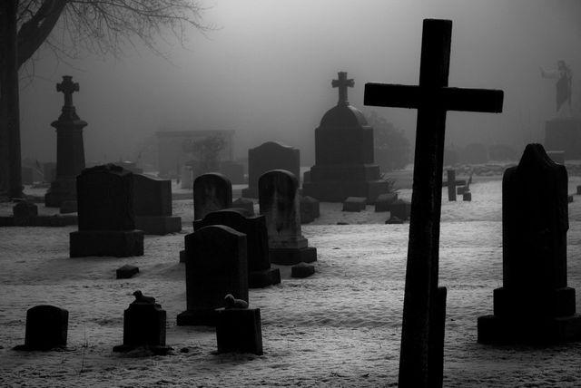България се превръща в Гробищен свят (видео)