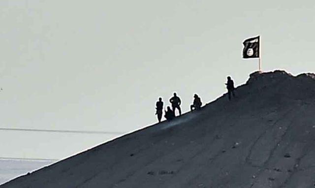 Ислямска държава разполага с  80 000 бойци