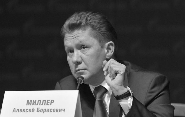 Forbes: 27 милиона долара е получил шефът на Газпром Милер  за 2014 г.