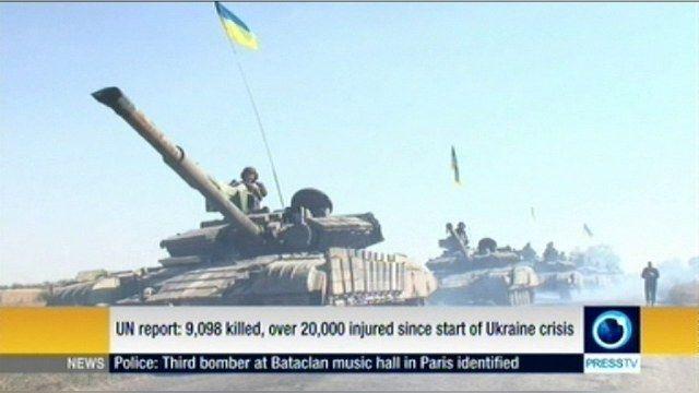 ООН: Украинският конфликт е отнел живота на повече от 9000 човека