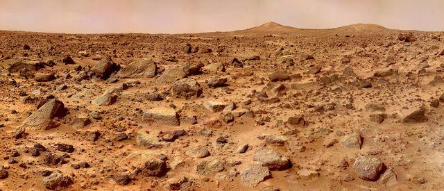 НАСА доказа: Условията на Марс са подходящи  за  живот