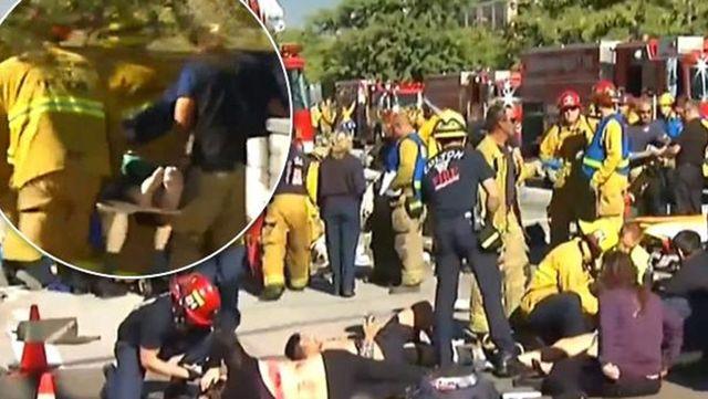 Властите потвърдиха смъртта на 14 човека в Калифорния
