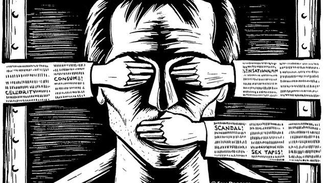 Свободата на словото в ЕС бе изнасилена в Кьолн