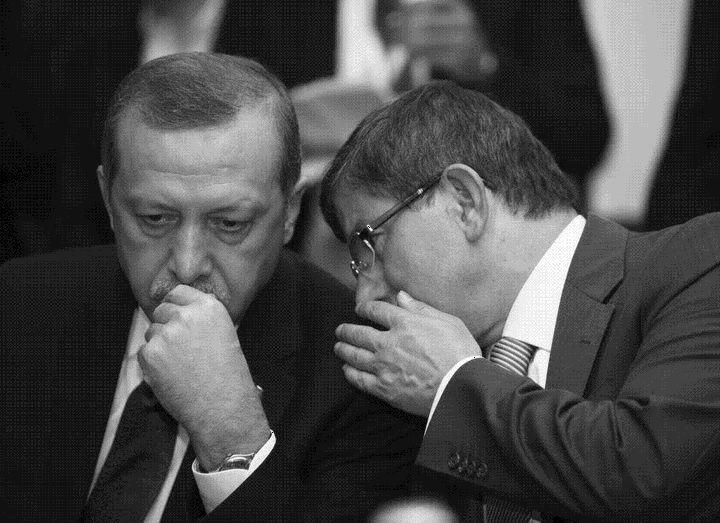 Исканията на Ердоган и Давутоглу са впечатляваща политическа наглост